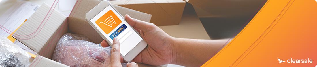 online shopping via mobile